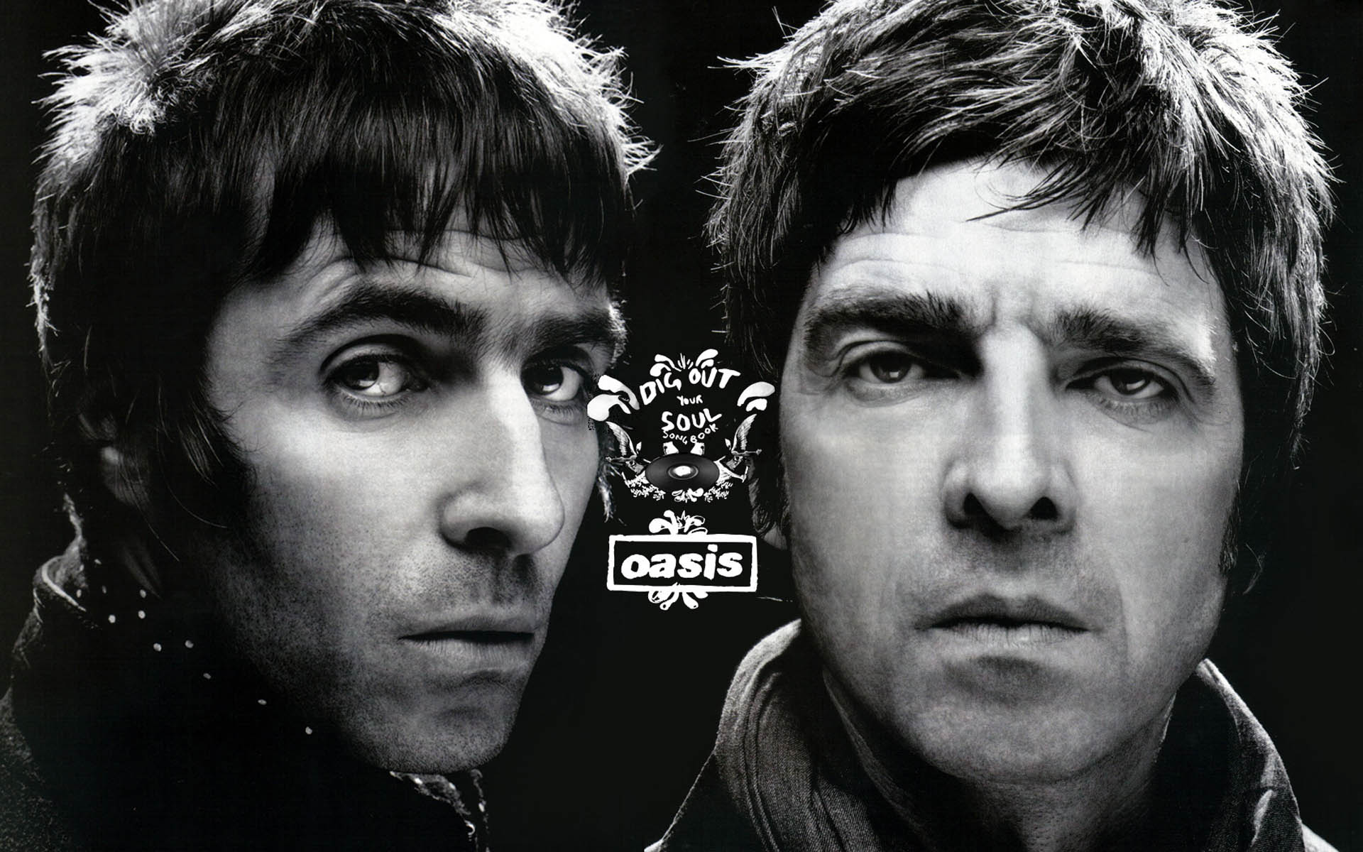 Фото группы Oasis - Oasis Oasis Band Wallpaper